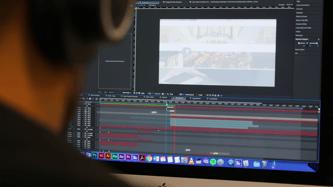 video editing, organization