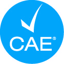 CAE approved web icon