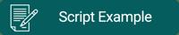 Script-Button